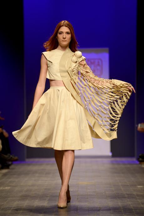 L accademia di belle arti di frosinone porta in scena for Accademia belle arti moda