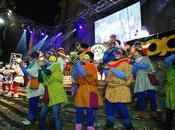 Carnevale Bellinzona Spacatimpan Fracass Band