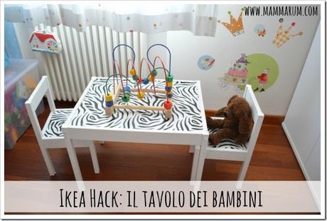 Tavolo per bambini ikea il restyling paperblog - Ikea seggioloni per bambini ...