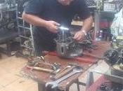 riparazione r750 sidecar