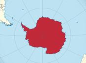 L'Antartide continente meridionale della Terra,