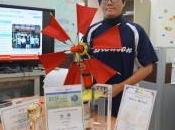 Taiwan: studente realizza mini eolico pieghevole!