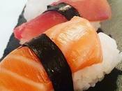 Homemade Sushi Hosomaki Nigiri