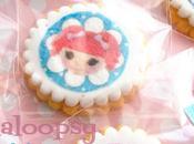 torta Lalaloopsy biscotti dire grazie