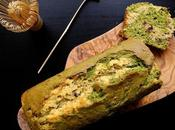 Banana Bread verde matcha senza lievito