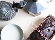 Plumcake cioccolato fondente nocciole