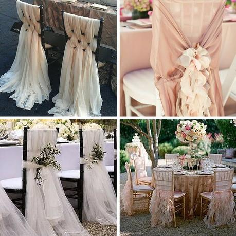 Coprisedie matrimonio per tutti i gusti paperblog - Fiocchi per coprisedie ...