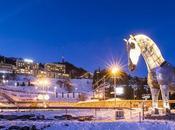 cavallo gigante Sankt Moritz