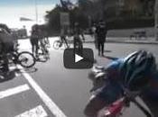 VIDEO: Gara ciclistica sospesa raffiche vento ITALIANJET.COM