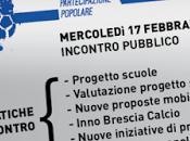 """""""Tifosi Brescia"""", incontro aperto Febbraio"""