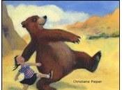"""Andiamo """"Caterina l'orso zonzo mondo""""? albo edito Kalandraka"""