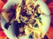 Pasta carciofi zafferano