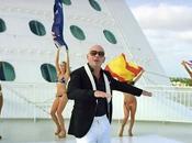Pitbull Freedom arriva nuovo singolo nave crociera