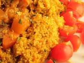 Cous quinoa zucca carote