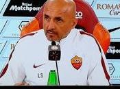 """Spalletti: """"Dimissioni Sabatini? detto sono un'ipotesi. Domani gioca Dzeko"""""""