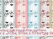Pattern ONLY dedicati Valentino