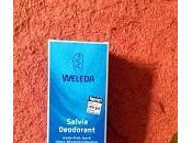 Weleda: deodorante alla salvia