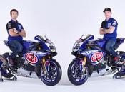 Yamaha YZF-R1 Pata Official WorldSBK Team 2016
