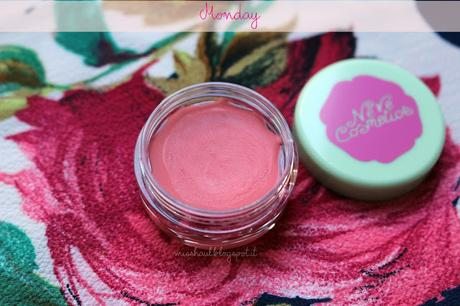 Preview | BLUSH GARDEN - Neve Cosmetics