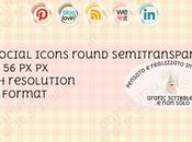 social icons your page
