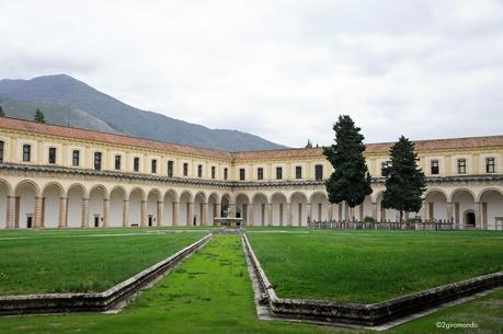 La Certosa di Padula: Patrimonio dell'Umanità