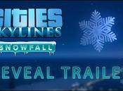 Cities: Skylines Snowfall Snow