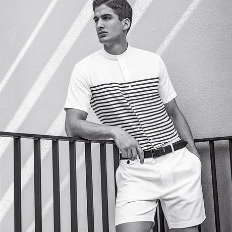 newest 24d15 ac130 Moda uomo: armani jeans primavera estate 2016 - Paperblog