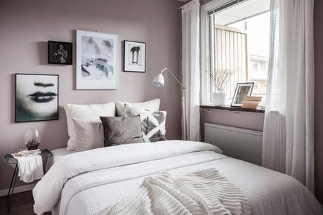 Come ti decoro la camera da letto paperblog - Quadri per testata letto ...