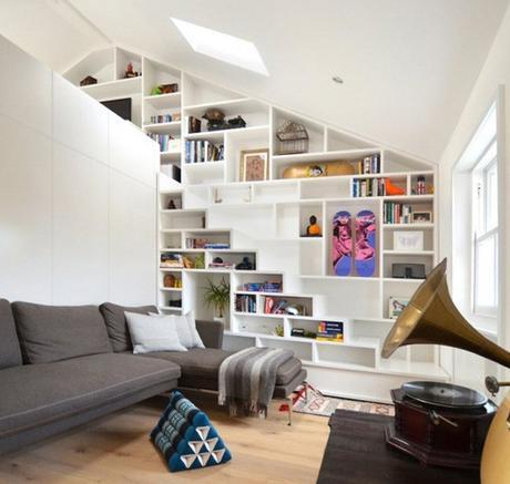 8 scale con libreria - Paperblog