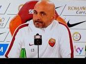 """Spalletti: Rossi? Faccio culpa, sbagliato. domani Strootman viene noi."""""""
