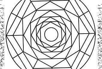 Mandala Significato E Disegni Da Colorare Paperblog