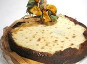 Cheese cake alla panna acida