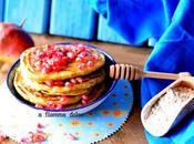 Pancakes vegan integrali light