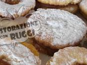 biscotti Spitzbuben ovvero occhi Bue: cioccolato alla marmellata.