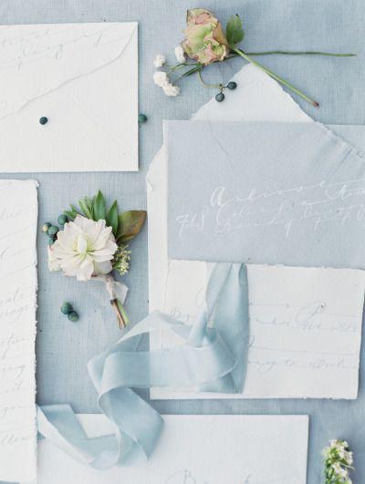 Matrimonio Azzurro Serenity : Azzurro serenity per un matrimonio in stile pantone
