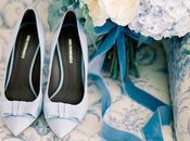 Azzurro Serenity matrimonio stile Pantone 2016