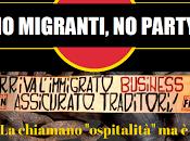 Migranti, Party! chiamano ospitalità, solo business!