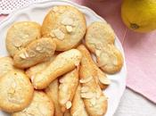 Biscotti alle mandorle limone (con solo albumi senza grassi)