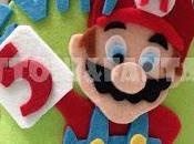 coroncina compleanno seguace Super Mario!!!