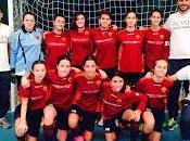 Roma Calcio Femminile giuda Allieve; impresa posto nelle Juniores