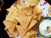 Tortilla Chips light cotte forno