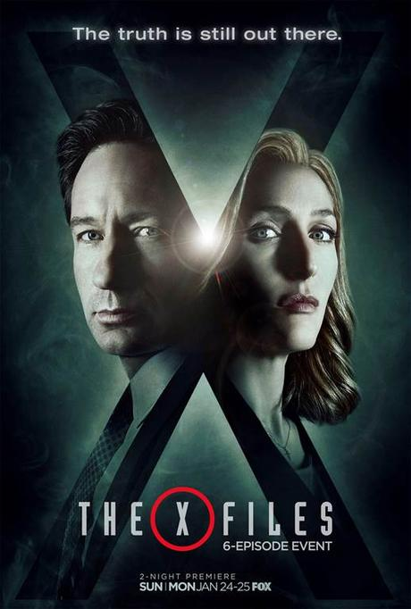 X-Files Stagione 10: Revival