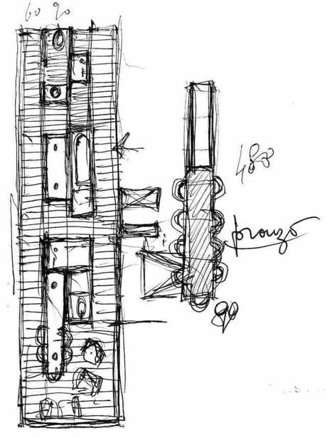 Stanze l architettura degli interni e la vita quotidiana for Manolo de giorgi