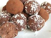 Tartufini Vegan Cioccolato Senza Glutine Zuccheri