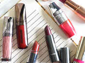 Beauty notes: What lippies make bag?