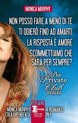 In Libreria: Nove New Adult, in soli Due Volumi