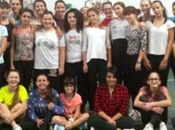 Torna corso difesa personale donne #Buccinasco
