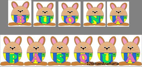 Striscione Buona Pasqua Paperblog