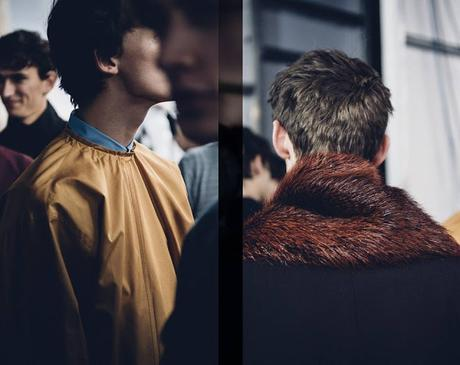 #THEBACKSTAGEDIARY: Marni Fall/Winter 16/17 Backstage.