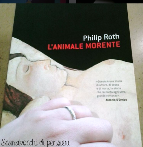 L'animale morente, Philip Roth